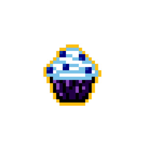 Blueberry Cupcake - Critical Role